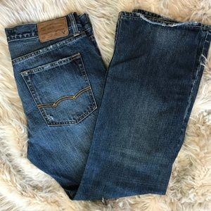 American Eagle Outfitters Ripped Jeans 32 X 30